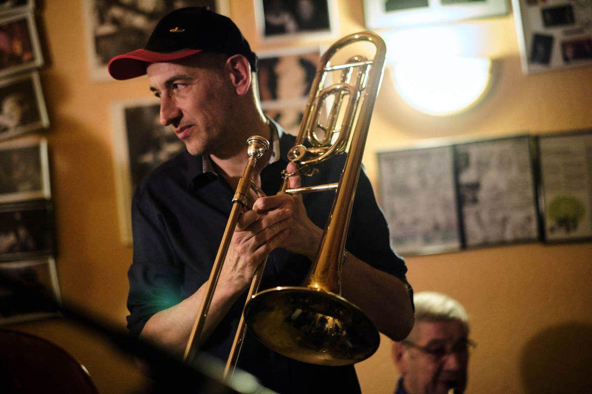 Apéro Jazz au Puy de la Lune février 2018