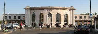 Versailles, 10 décembre, Amnesty en gare SNCF pour les 70 ans de la DUDH