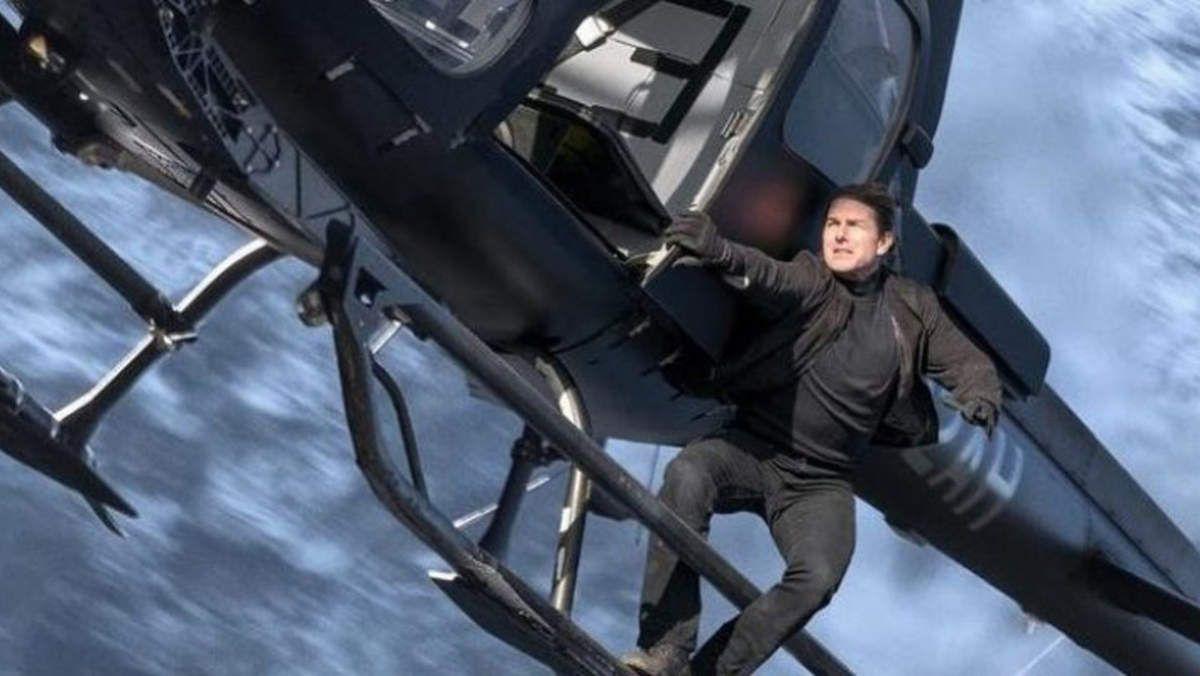 MI6 : Mission Impossible Fallout