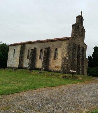 Malegoude - la chapelle.