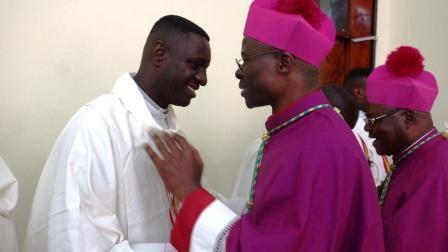 ordinations épiscopales à Kinshassa