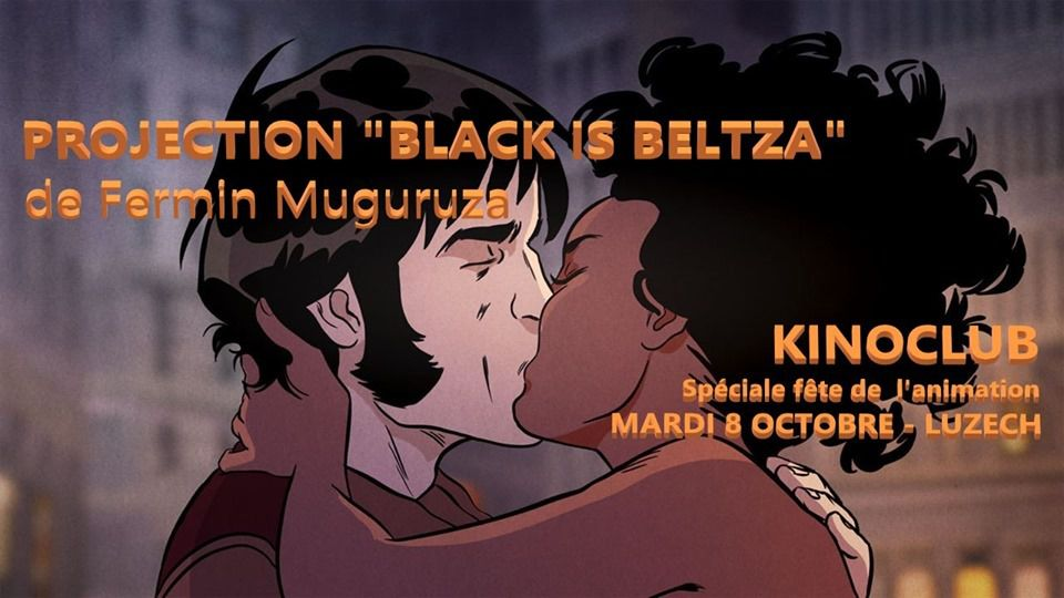 "Kinoclub Mardi 8 Octobre - Projection de ""Black is Beltza"" de Fermin Muguruza"