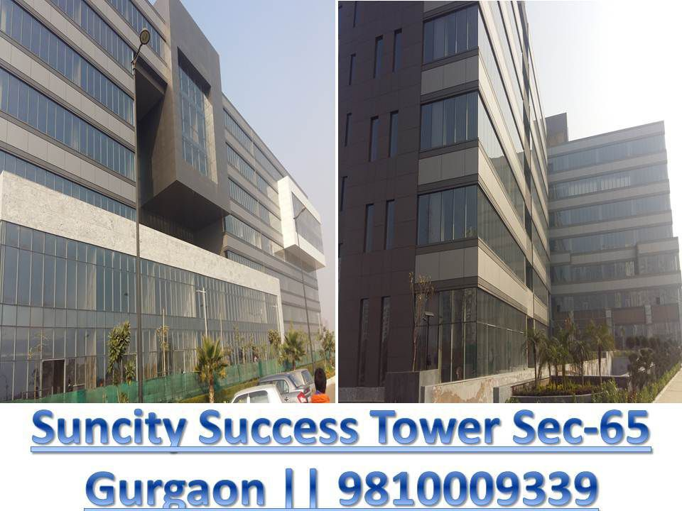 Suncity success tower for rent in gurgaon, pre leased property for sale in suncity success tower, office space for rent in suncity success tower,