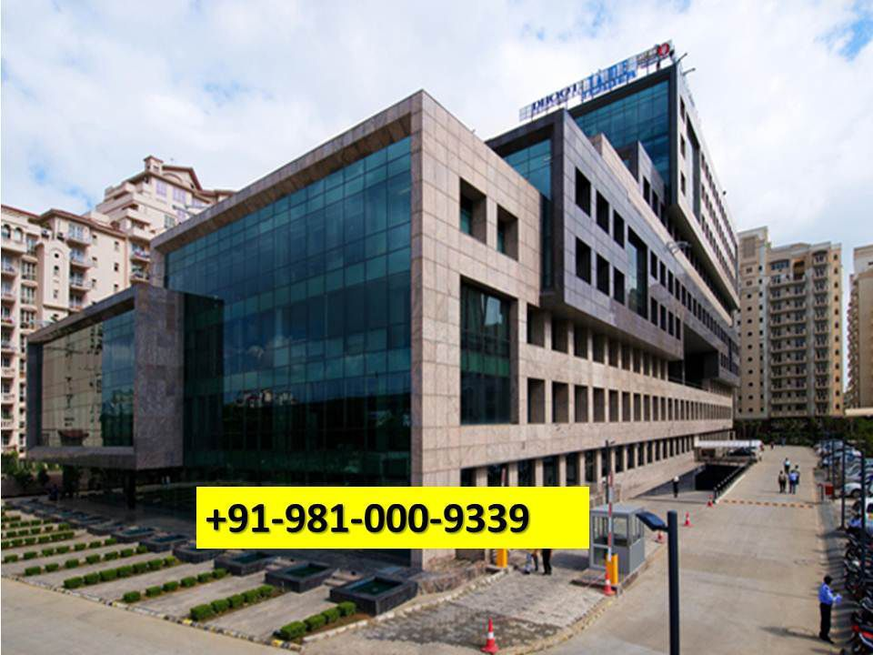 Office for rent Time tower MG Road Gurgaon