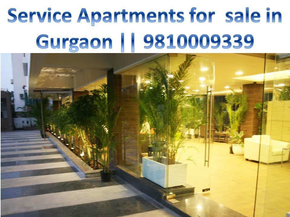 serviced apartments in Gurgaon, serviced apartments for sale in Gurgaon