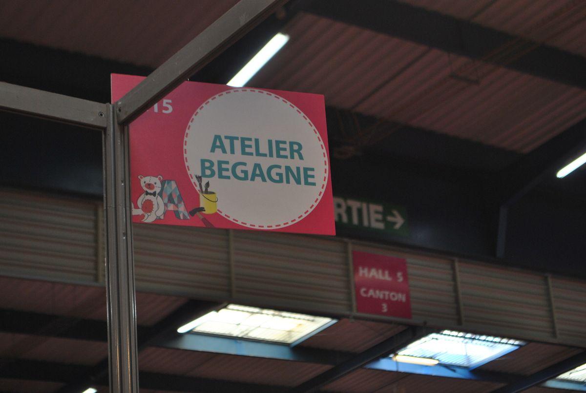 Salon des loisirs cr atifs dition octobre 2017 atelier - Salon loisirs creatifs 2017 paris ...