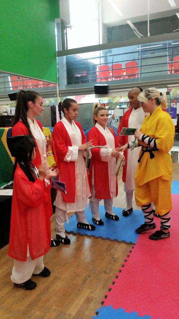 Federación Internacional de kung fu Shaolin y Wudang