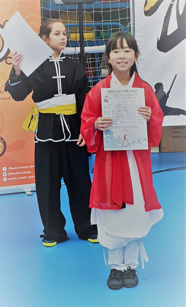 Escuela de Kung-Fu Shaolin y Wudang Azuqueca de Henares.