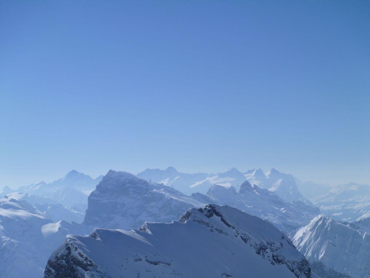 Zentralschweiz - Ouest