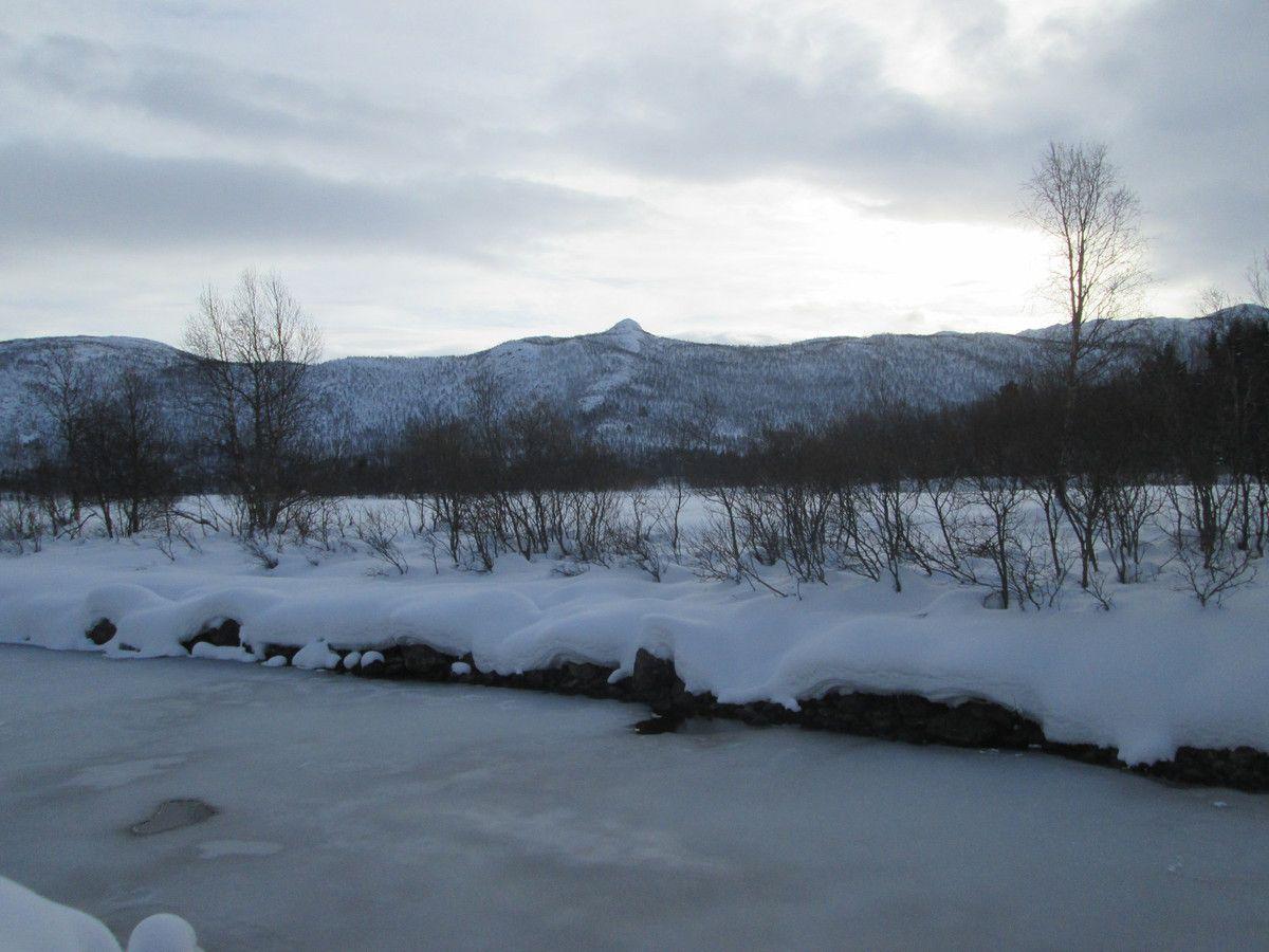 Norvège - entre Hardangervidda et Hallingskarvet