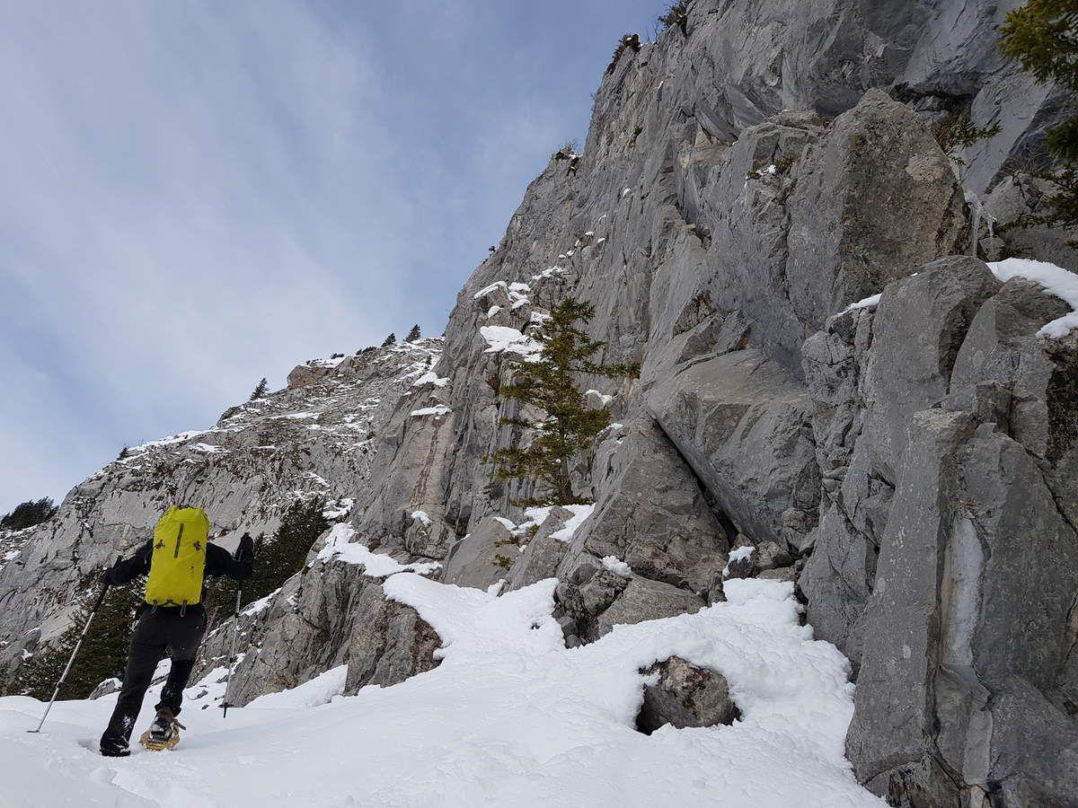 Holzegg - Winter Training