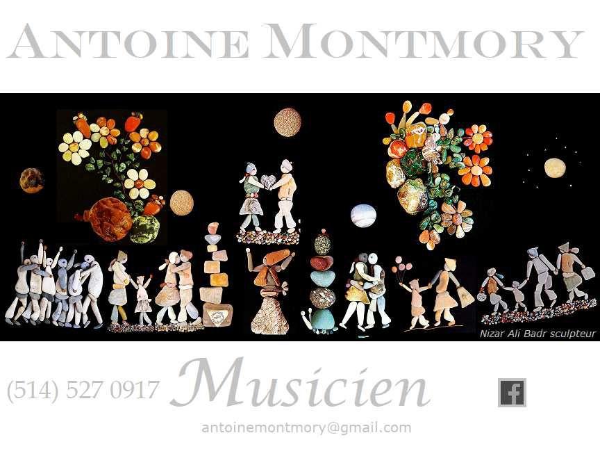 Antoine Montmory - chansonnier
