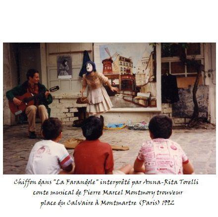 LA FARANDOLE - conte musical -
