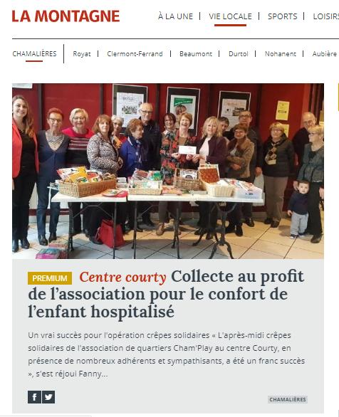 Crêpes Solidaires... samedi 16 février