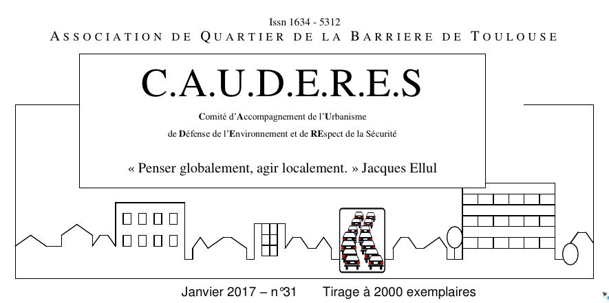 Journal de Cauderes