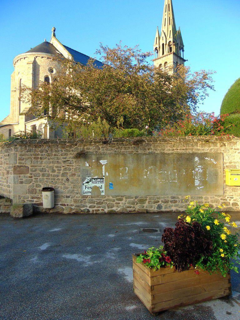 Fresque à Plorec sur Arguenon