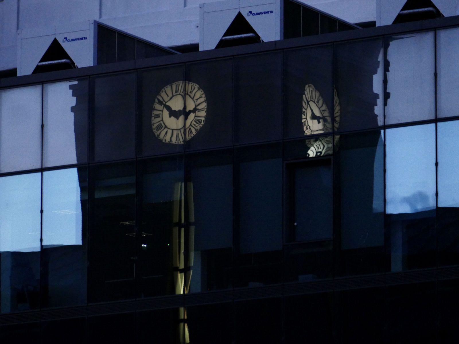 Visions nocturnes et diurnes par temps de confinement.