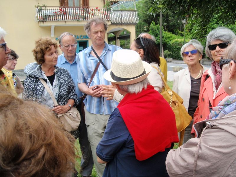 Photos : Franco-British Society - Nice juin/June 2016