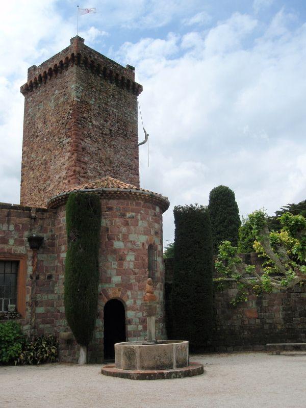 Photos : Château de la Napoule avril/April 2017