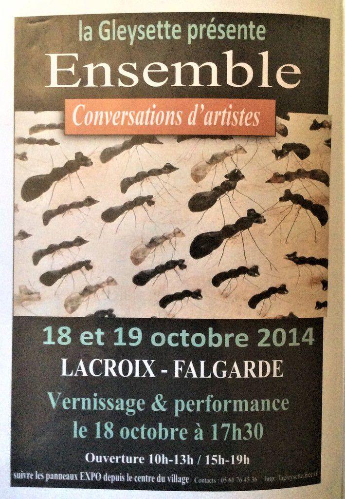 """2014 """"Ensemble"""" La Gleysette (31)"""