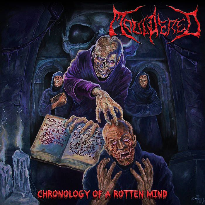 MOULDERED-'Chronology Of A Rotten Mind'