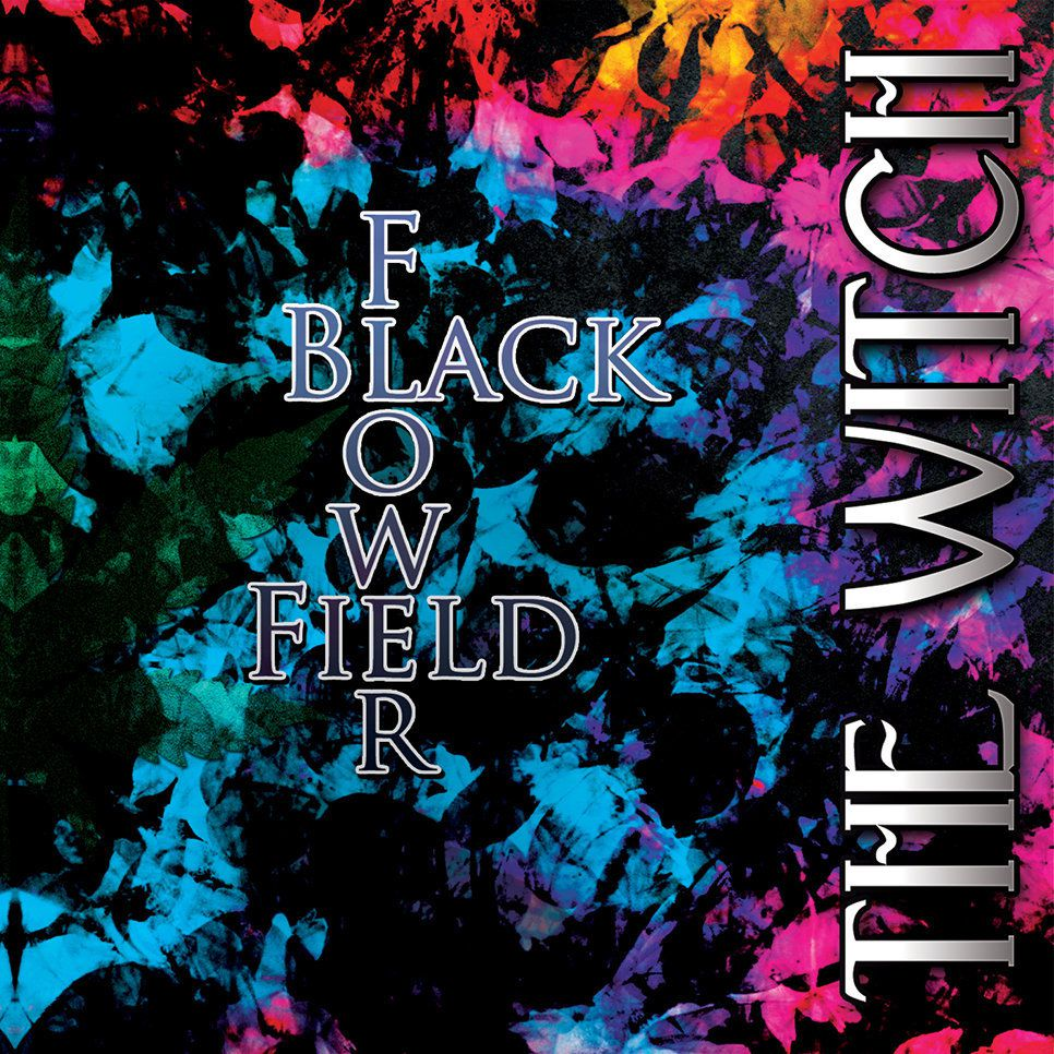 THE WITCH-'Black Flower Field'