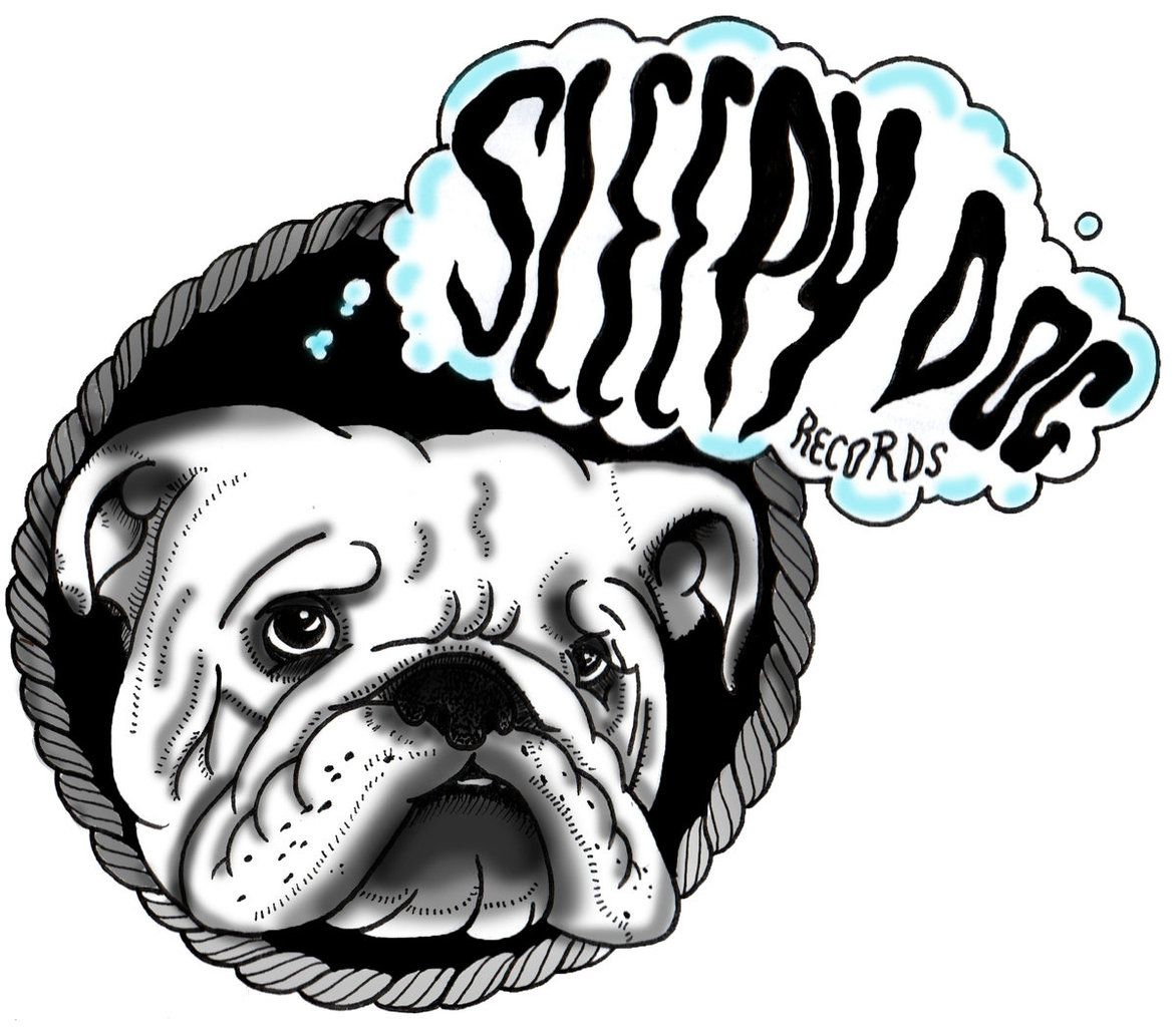 SLEEPY DOG RECORDS lance sa page Bandcamp
