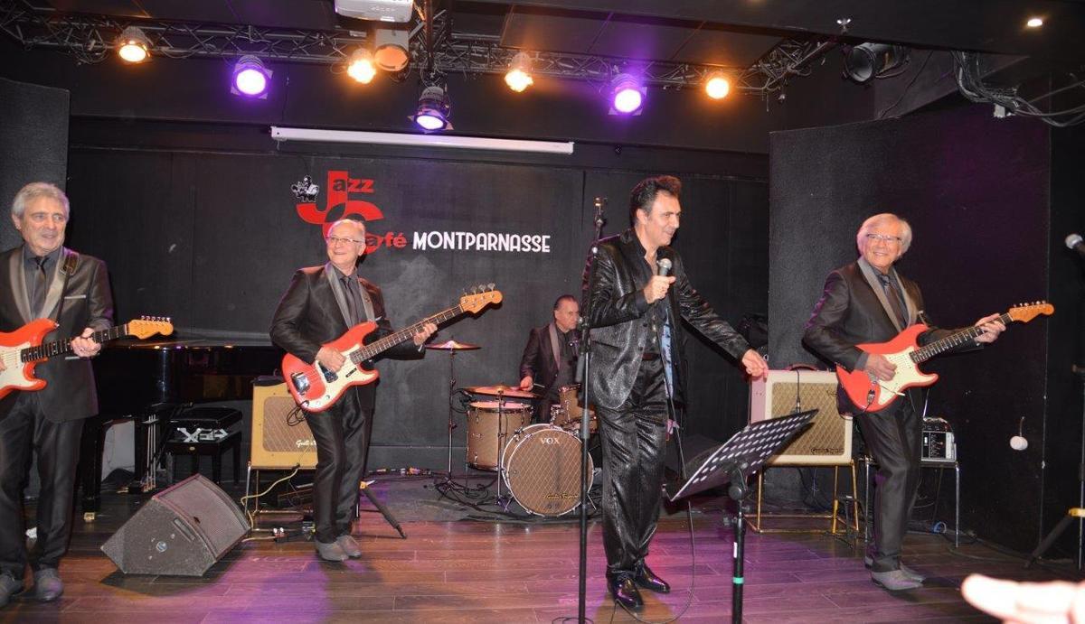 La Rencontre : 2004 - 2019 . Les 15 Ans de Guitar - Express avec Ricky Norton au Jazz Café ............
