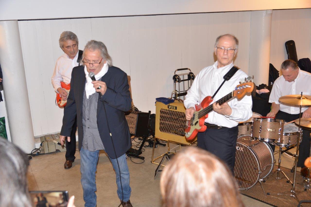 95ème CIDISC  Guitar-Exprees - Ricky - Brian Licorice - Vigon - Didier Marty - Jeannot Cirillo - Moustique - Dany Boy .......                            ue .......................