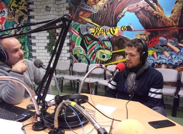 Benoit LACROIX était l'invité de la 177ème émission de radio Notre Transat