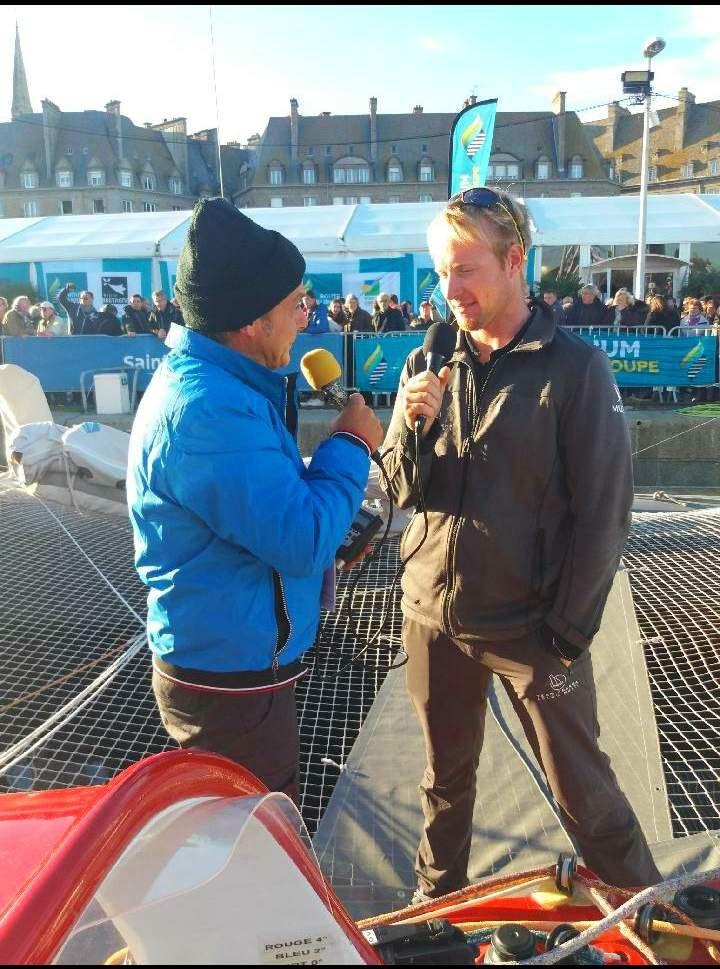 ECOUTER RADIO COLUMBUS#25 : sur les pontons de Saint Malo avec Jean-Baptiste DARAMY et Quentin VLAMYNCK
