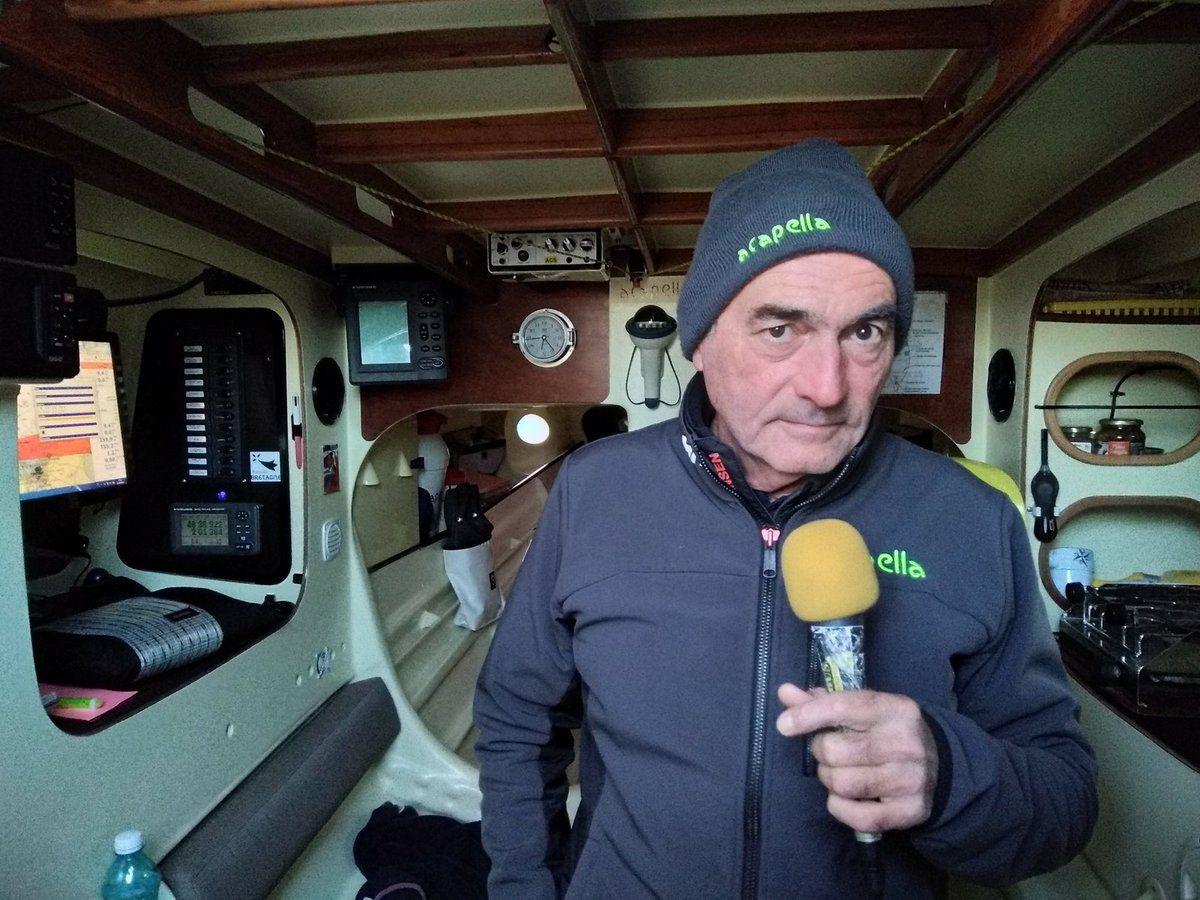 ECOUTEZ RADIO COLUMBUS#26 : Sur les pontons de Saint-Malo avec Jean-Marie PATIER et Charlie CAPELLE