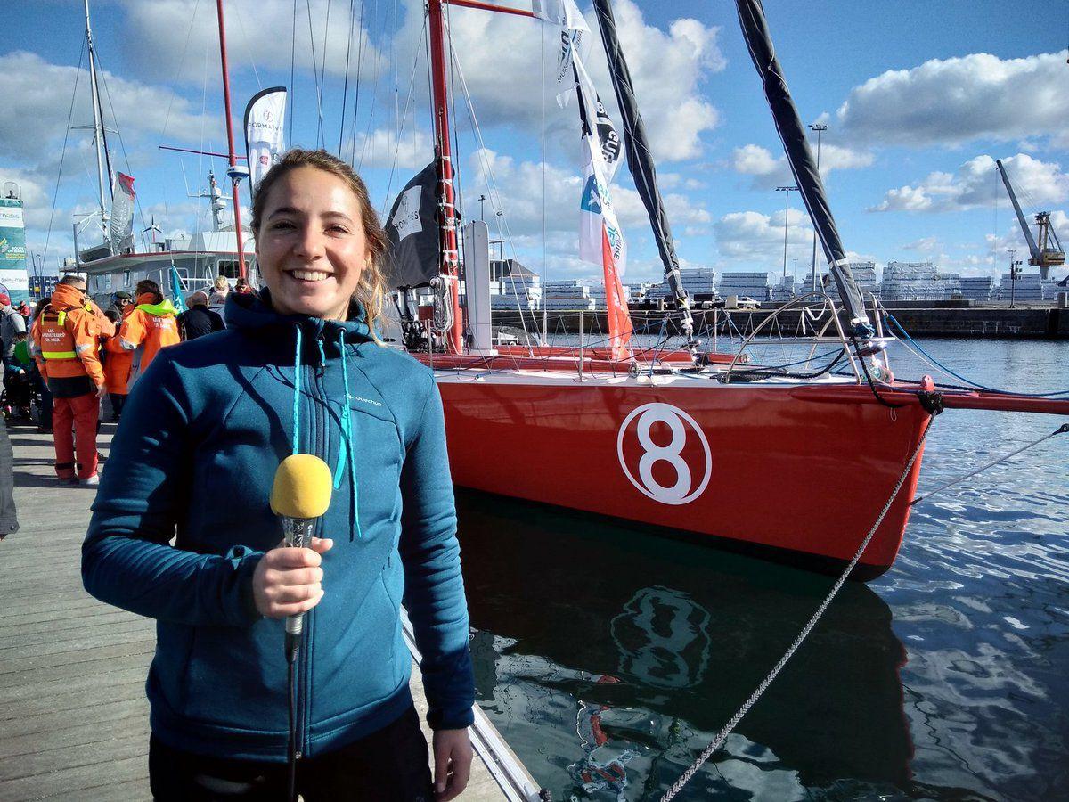 ECOUTEZ RADIO COLUMUBS #27 : Sur les pontons de Saint-Malo avec Jean-Charles LURO et Klara FORTIN