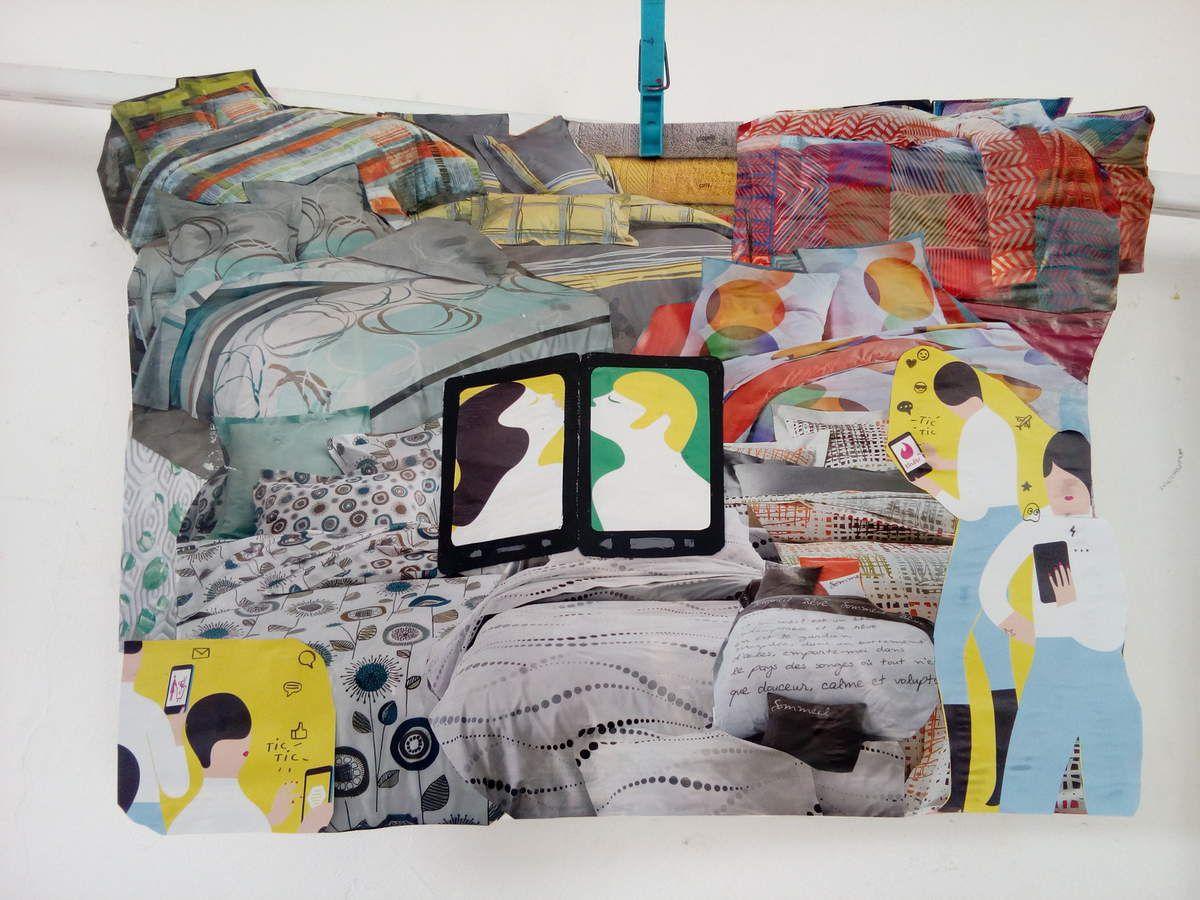 Le stage de peinture durant les vacances de la Toussaint s'est déroulé encore une fois dans la bonne humeur! Il s'agissait découvrir les moyens de passer de la peinture figurative à la peinture contemporaine, en suivant les pas des peintres du 20ème siècle. On a donc visité la peinture fauviste, puis cubisme avant de basculer dans l'abstraction (sur le thème des quatre saisons), pour finir avec un petit tour du côté du Pop Art! Merci pour l'enthousiasme de chacun!