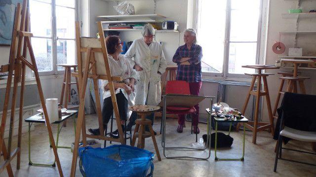 Atelier portrait