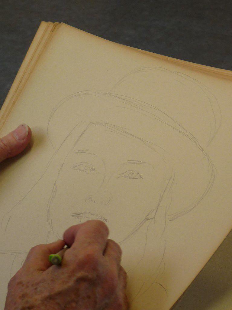 14 Mars - L'Atelier portrait au Festival Méli-Mélo de Limours