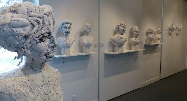 Au fil de l'art, à la Maison des Arts à Antony