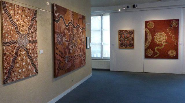 """""""Rêves aborigènes et insulaires d'Australie"""" à Antony"""