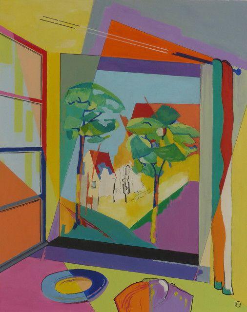 """""""Fenêtre ouverte"""" à l'atelier Créativité"""