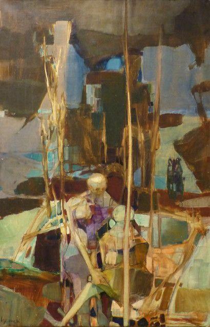 """Exposition : """"Rétrospective Philippe Lejeune, Peintre du sacré"""""""