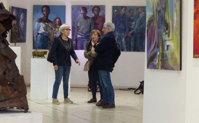 Salon de Printemps, espace Bernard Mantienne