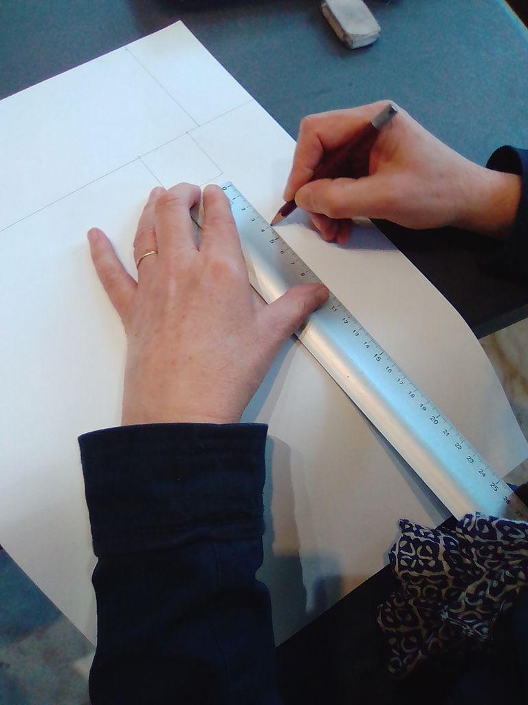 Atelier dessin du 10 avril - Ombre
