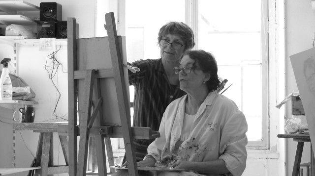 Atelier portrait du mercredi 15 mai