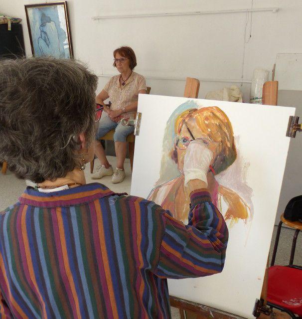 Atelier portrait du 18 septembre