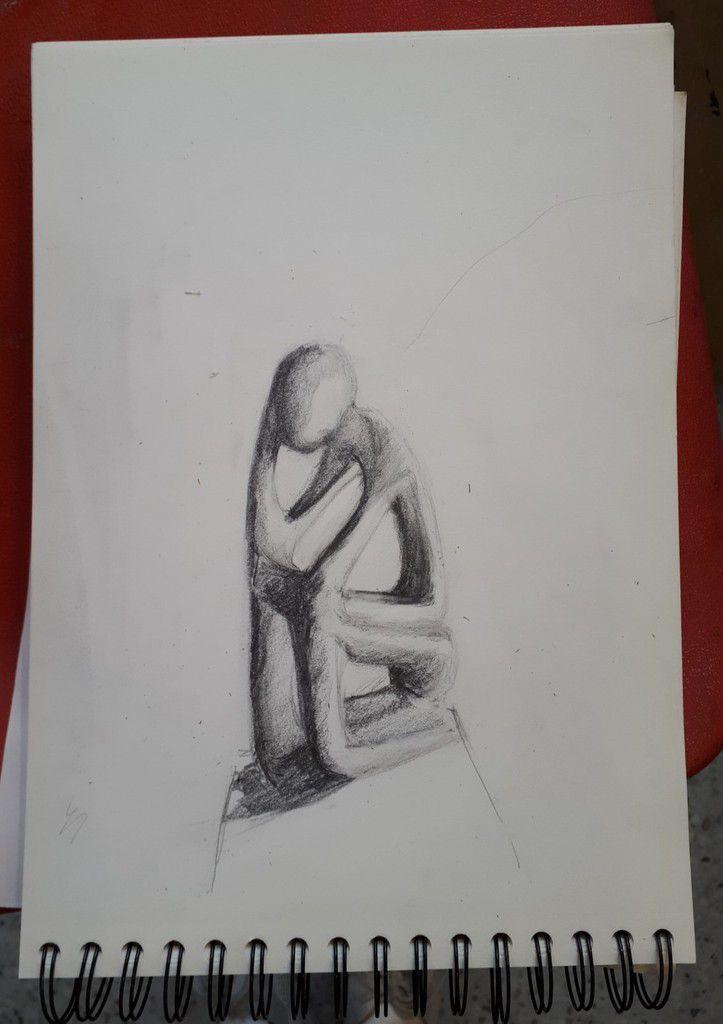 Reprise des cours de dessin du mercredi matin