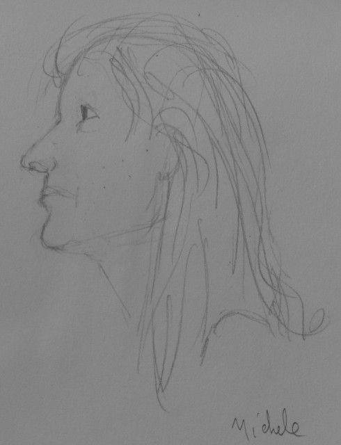 Atelier portraits - Trois modèles pour des pauses longues ou courtes