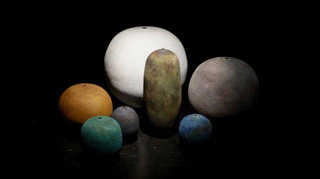 Exposition de céramique contemporaine