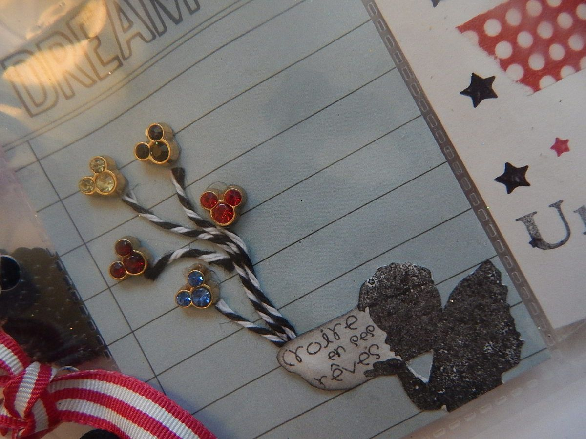 POCKET LETTER MICKEY MOUSE!