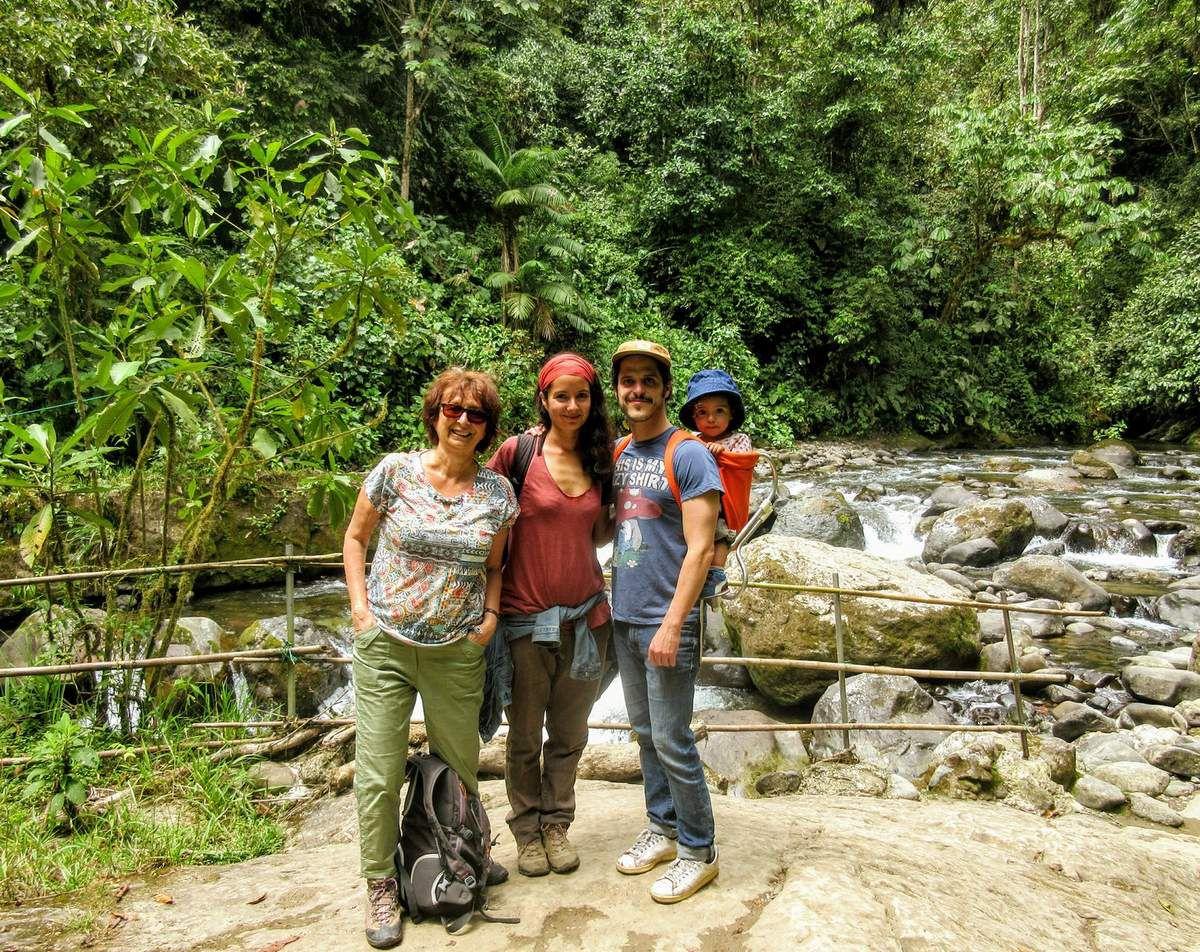 Mindo, bosque nublado (27/29 juillet 2018)