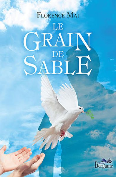 couverture  grain sable florence mai editions Bergame